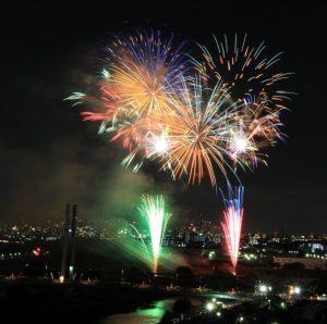 伊丹花火大会2016年の日程と地元住人おすすめの絶景スポット5選